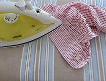 Как гладить рукава рубашки?