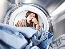 Неприятный запах из стиральной машины автомат