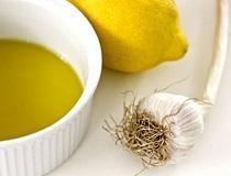 Мёд, лимон и чеснок для чистки сосудов