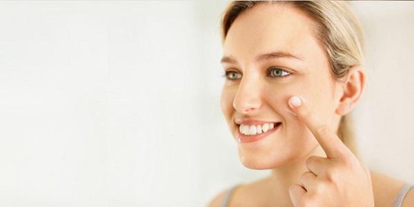 Упругая кожа лица