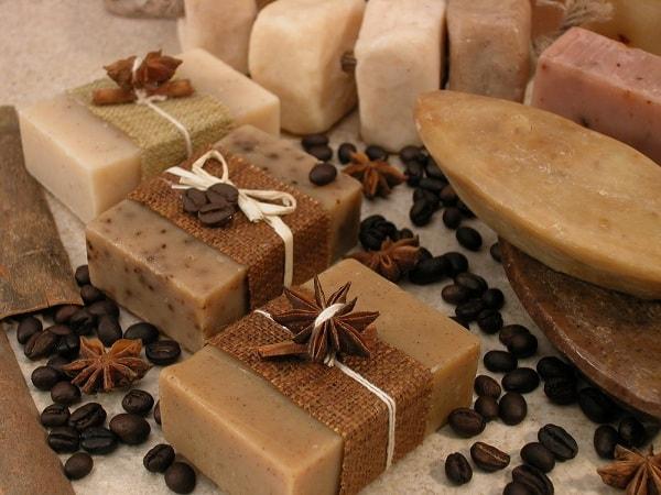 Мыло с шоколадом