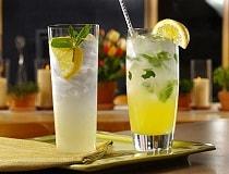 Лимонад с мятой