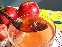 Желе из яблок на зиму в домашних условиях