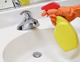 Народное средство от известкового налёта в ванной своими руками
