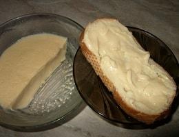 Плавленный сыр из творога в домашних условиях