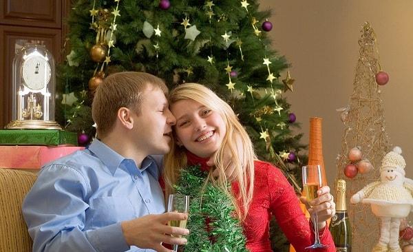 Встречайте Новый Год с любимым человеком