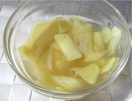 Маринованный имбирь, рецепт