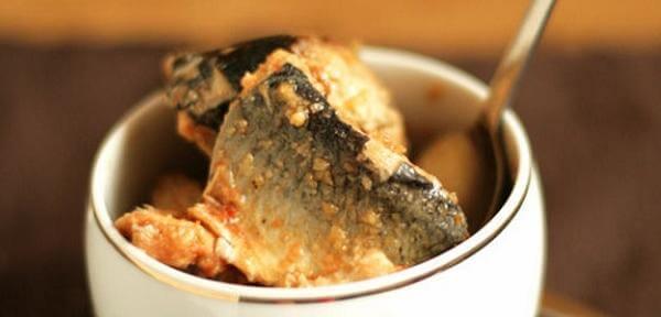 Готовые консервы из рыбы