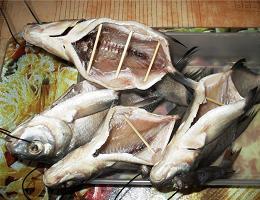 Как сушить рыбу без мух?