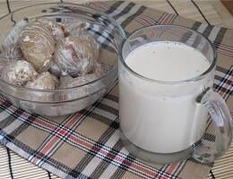 Инжирное молоко