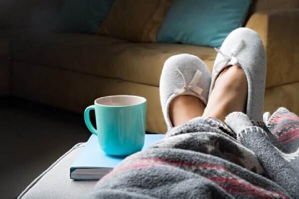 Ноги могут мёрзнуть из-за давления