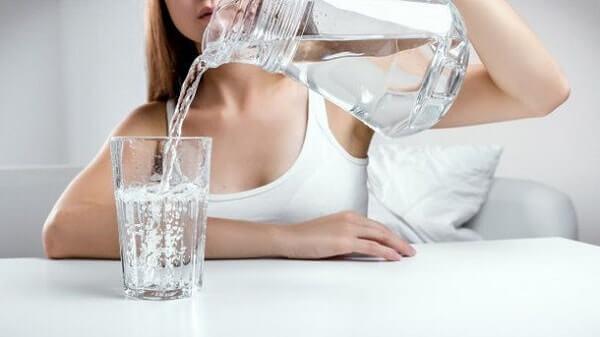 Выводим лишнюю воду из организма