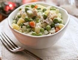 Главные ошибки при приготовлении салата оливье