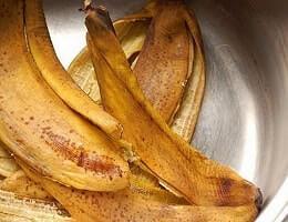 Рецепт бананового кваса