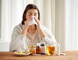 Домашний сироп от простуды и гриппа