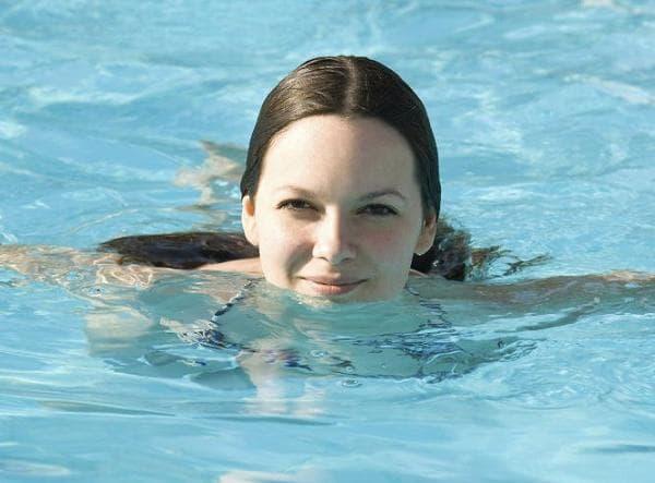 Плавание для поддержания здоровья суставов