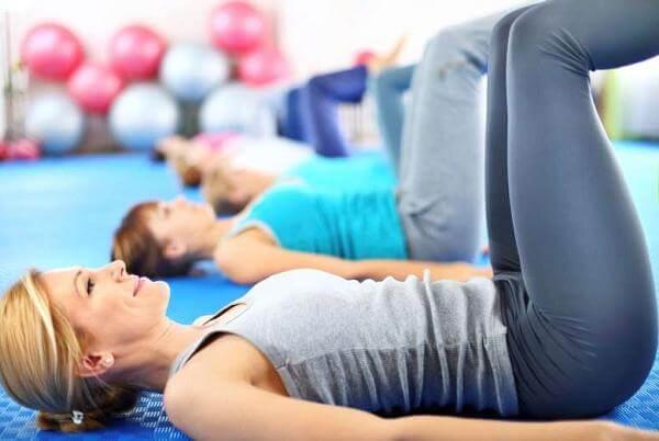 Физические упражнения для улучшения кровообращения