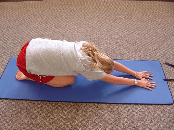 Зарядка при остеохондрозе