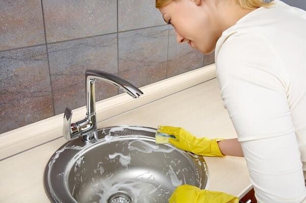 Как очистить известковый налет?