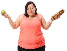 Хочется похудеть, но не получается