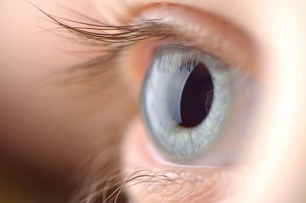 Начальная стадия катаракты