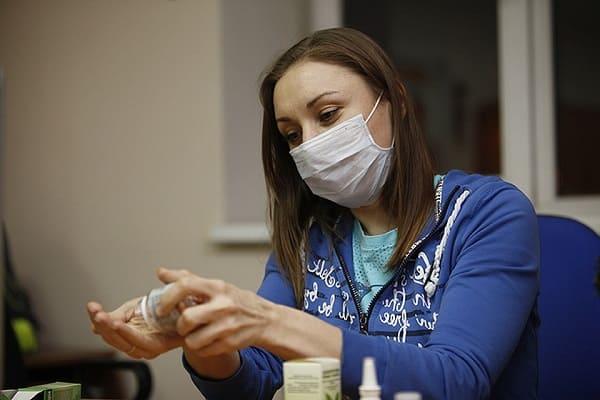 Сколько времени заразен больной ОРВИ?