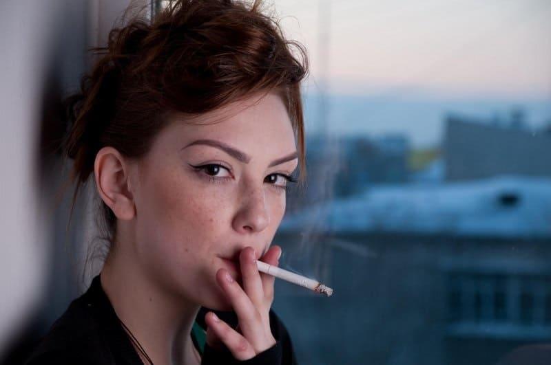 Курение при приёме противозачаточных таблеток