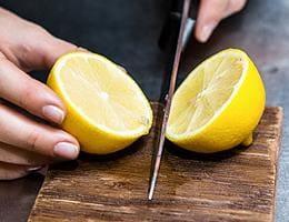 Лимон и мёд от чёрных точек