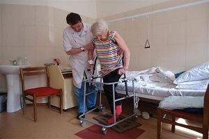 Реанимация после перелома шейки бедра дом престарелых алматы статистика 2011