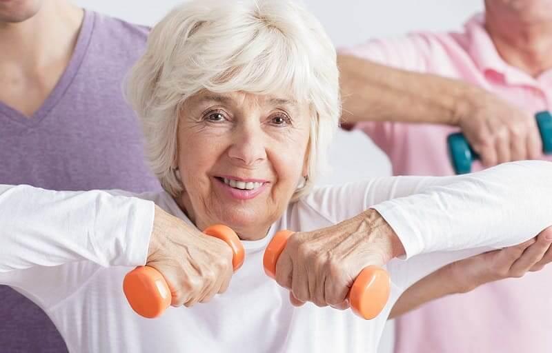 Восстановление после инфаркта в пожилом возрасте
