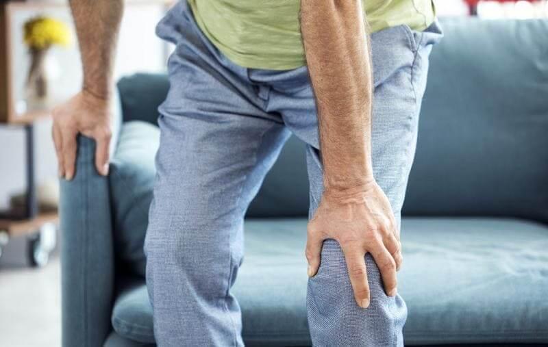 Артрит колена. Готовим домашнюю мазь