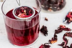 Чай каркаде от авитаминоза