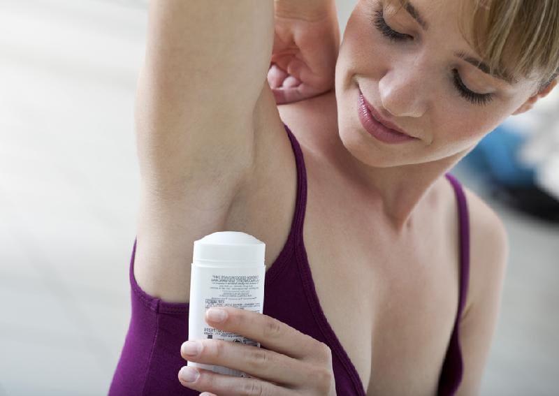Чем заменить дезодорант для подмышек?