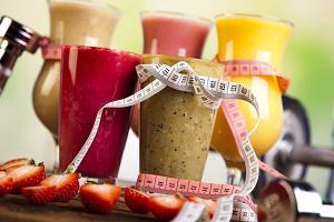 Эффективные напитки для похудения