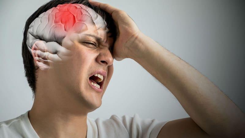Признаки инсульта тест