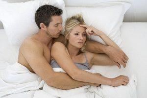 Почему стало больно заниматься сексом?