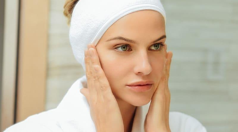Подтяжка кожу лица в домашних условиях