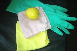 Домашнее средство от пыли на мебели