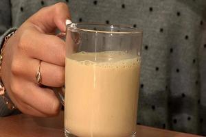 Молоко с морковным соком для оздоровления печени