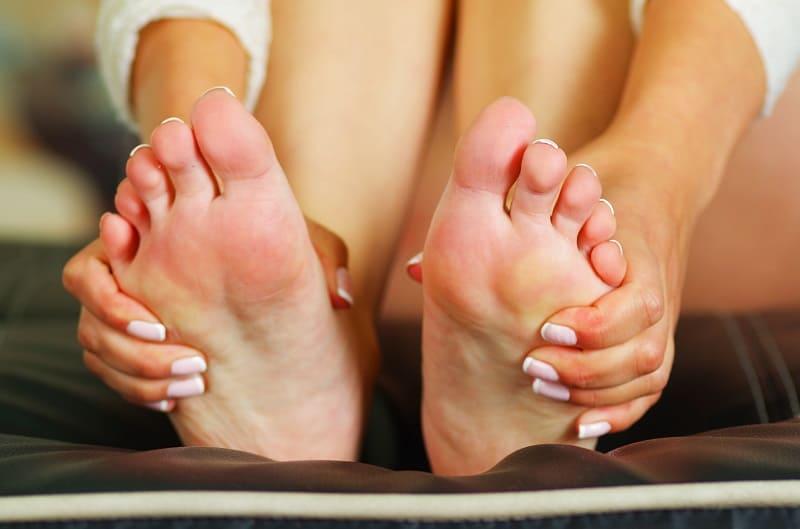 Горящие стопы ног