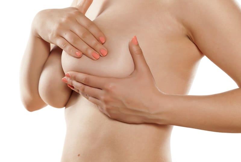 Признаки рака молочной железы на ранней стадии