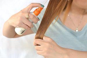 Как сделать натуральный лак для волос?