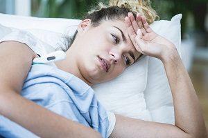Слабость при проблемах с надпочечниками у женщин