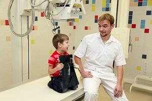 Можно ли делать рентген детям?