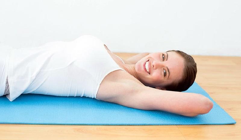 Комплекс домашних упражнений для здоровья печени
