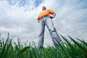Какой рост снижает риск развития инфаркта миокарда?