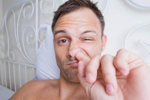 Почему нельзя ковыряться в носу?