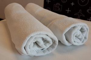 Как с помощью полотенца снизить давление?