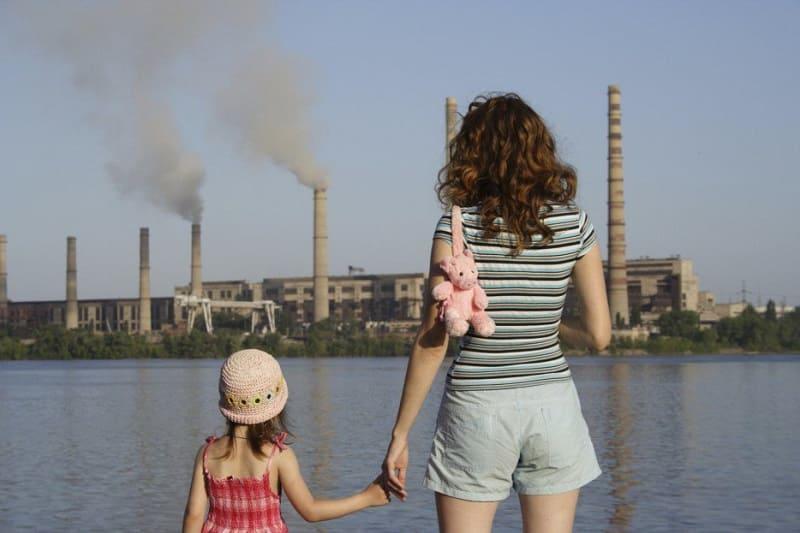 Грязный воздух - риск развития рака!