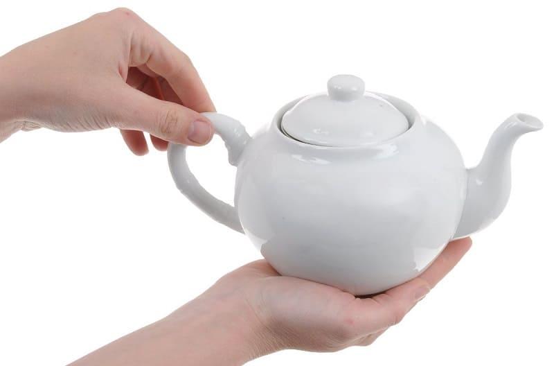 Домашний ингалятор от кашля из чайника